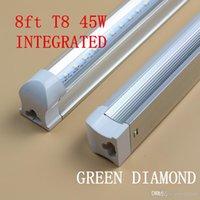 best energy stocks - BEST HOME LIGHTING ft W T8 Led Lights Tubes Integrated mm Led Fluorescent Light AC V Factory direct hotsale STOCK IN US