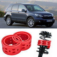 Wholesale 2pcs Super Power Rear Car Auto Shock Absorber Spring Bumper Power Cushion Buffer Special For Honda CRV