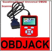 best quality gasoline - 2016 Lowest price best quality for Carworth C100 A V V Gasoline Diesel Universal OBDII Scanner Tools Support Trouble Shooting All
