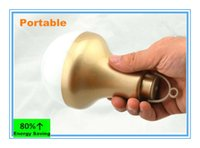 Wholesale Emergency Chanrging Light W with Lighting hours with gold shell