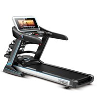 Wholesale 305DS HP Color Screen Multi functional with Ascension Treadmill commercial treadmill home treadmill