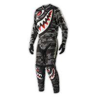 atv p - Troy Lee Designs TLD GP P ATV MX JERSEY PANT PANTS GRAY BLACK MTB Motorcycle Racing Mountain Bike Suit LTDset