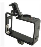 al por mayor cámaras externas-Sports Action Cam Fuera de la cámara Marco accesorios de cuadro de marco extendido