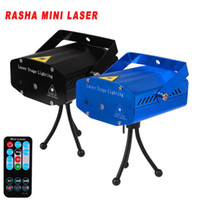 Wholesale Hot Sale MW RG Mini Laser Light for Family party Chrsitmas Party With Remote Control