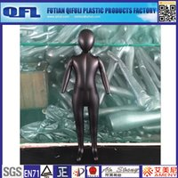Wholesale Custom Child Inflatable Full Body Mannequin Factory Outlet QFL