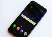 Android 6.0 GooPhone clon teléfono s7 5.1 pulgadas Smartphone MTK6580 Quad Core 512 + 4GB espectáculo 3gb ram celulares 64gb rom GPS WIFI móviles 4g falso condujo
