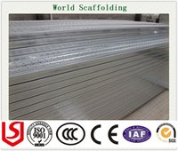 Wholesale Factory price catwalk metal plank Scaffolding Steel Plank Metal Deck