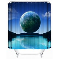 bathroom decor collections - The factory custom Ambesonne Nature Decor Collection Polyester Fabric Bathroom Shower Curtain