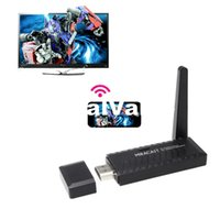 Wholesale Miracast Wifi Display Dongle Receiver P HDMI Wireless AirPlay Air Play DLNA for Mobile IOS ANDROID
