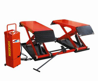auto scissors lift - portable scissor car lift mid rise mobile auto lift kgs