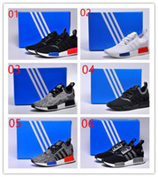 adidas originals - 2016 Adidas NMD Runner Primeknit Camo Pack Black Blue Men Women Running Shoes Sneakers Originals Classic Super Star Casual Shoes