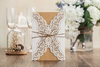 Cheap laser cut wedding invitations Best wedding invitations cards