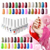 Wholesale Nail Gel Polish Elite99 Gelish ml Soak Off UV LED Gel Nail Art Colors Long Lasting UV Gel Nail Polish Nail Design