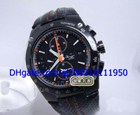 automatic watches with alarm - New Sportura Day Date Alarm Men s Chronograph Watch SNA481P1 Mens Wrist Watches Black Leather Band