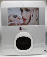Wholesale Nail Art Printer Electric Power Supply and Yes Digital color drawing nail print machine