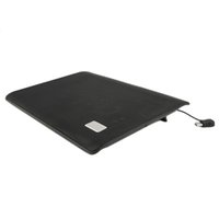 Wholesale Slim Fans Notebook Cooling Pad Cooler Mat For quot quot Laptop L112