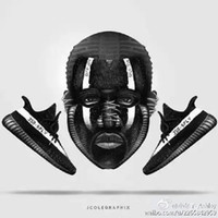 Wholesale 2016 new Kanye West SPLY Boost V2 Season Orang Stripe Noctilucent Running Shoes Men Women Sply Sneakers Quality