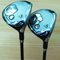 Wholesale New mens Golf Clubs MP800 Golf Fairway wood Graphite Golf shafts Golf headcovers Wood clubs