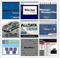 Wholesale 2016 alldata and mitchell software alldata mitchell on demand ATSG vivid workshop ELSAwin med heavy truck tb hdd fits bit