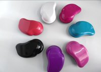 Wholesale 2015 Elite Original Tangle Detangling Hair Brush HairBrushes Combs TT Brand by Teezer Assorted Colors free DHL