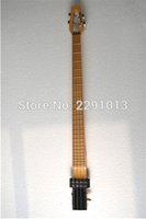 Wholesale IN STOCK SHIPPING TODAY Ministar strings bass guitar mini travel guitar castar bag and accessories included