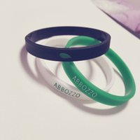 Wholesale men and women couple strap bracelet original Tide brand for men and women couple models wristband silicone bracelet