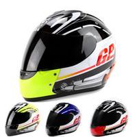 achat en gros de yohe l taille casque-New Eternal Yohe intégral moto casque de moto d'hiver casque courir YH-993 Popeyes ABS 4 couleurs Taille S M L XL XXL