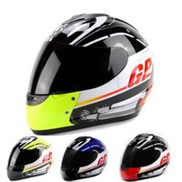 al por mayor l tamaño de casco yohe-Nueva Eterna YOHE cara llena de invierno casco de moto casco de la moto ejecutar YH-993 Popeyes ABS 4 colores talla S M L XL XXL