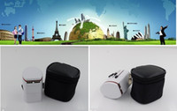 bag gift uk - 2016 Brand New Universal Wall plug US Canada Multifunction AC Power Adapter Travel USB Portable Adapter Gift Zipper Bags
