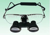 Wholesale 2 X Wearing Style Medical Binocular Dental Loupes Surgical Magnifying Magnifier Glasses For Microsurgery Dentistry