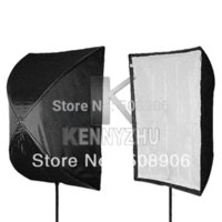 Wholesale New Pro in Umbrella Softbox cm x cm Soft Box Camera Reflector Flash Bracket Holder