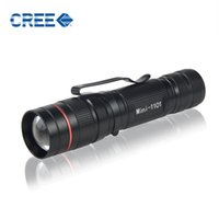 aluminum penlight - 1Pcs Mini Aluminum CREE Q5 LED Flashlight Waterproof Modes Zoomable Penlight Torch lights For Camping Outdoor Night lighting