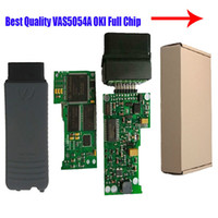 Wholesale Preferential price V2 VAS A V2 Bluetooth Scanner for VAS VW with OKI Chip