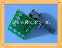 Wholesale Stepping potentiometer with wiring board tone potentiometer board type K