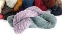 Wholesale 10 piece g high quality popular tibetan yak fingering weight handknitting yarn colored yarn