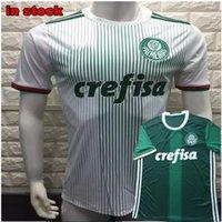 Wholesale top Thailand qua New Palmeiras Home away soccer jersey football camiseta de futbol in stock