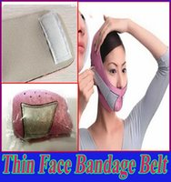 Wholesale Health Care Thin Face Mask Slimming Facial Thin Masseter Double Chin Skin Care Thin Face Bandage Belt New Arrival