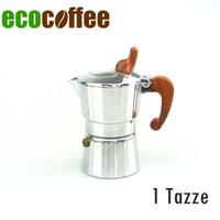 aluminum espresso pot - PC Cup Espresso Aluminum moka pot Mocha Pot