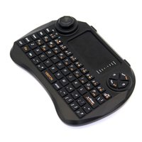 Wholesale Hot selling VIBOTON X3 GHz Mini Wireless Keyboard and Remote Controller with Touchpad Handheld Fly Air Mouse for android TV Box