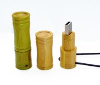 bamboo flash drive - Wooden flash drive bamboo wood gifts U disk g laser