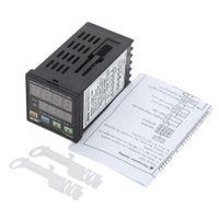 analog pid controller - Digital Thermal Regulator LED PID Temperature Controller Thermostat Diagnostic tool INR Alarm Relay Analog Quantity Output