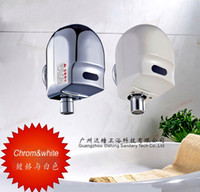 auto tap - small sensor faucet touch free tap cock auto spout faucet medical hands washer