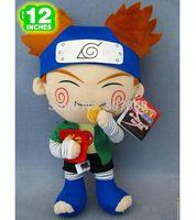 akimichi chouji - Anime Cartoon Naruto Chouji Akimichi Plush Toy Soft Stuffed Doll Gifts quot CM