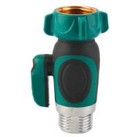 Wholesale 3 quot NEW Garden Hose Faucet single Valve Splitter Friendly US Connector