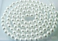 Wholesale New white mm Imitation pearls Loose bead white Acrylic Pearl Beads DIY Resin hot Spacer for Jewelry