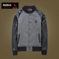 baseball custom uniforms - substituting abeillevie winter new men s fleece and wool collar fleece custom baseball uniform popular logo