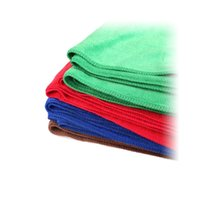 Wholesale 5PCS CM Car Truck Microfiber Wash Towel Cleaning Washing Polishing House Cloth Car Cleaning Cloth Polishing cloths