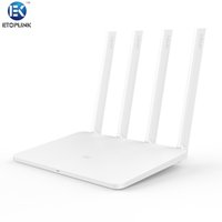 Wholesale Original Xiaomi Mi WiFi Router Mbps GHz GHz Dual Band MB ROM with Antennas
