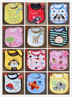baby bibs picture - years baby bibs bib Infant Saliva Towels Newborn Wear Burp Cloths Cartoon Pictures Factory Price