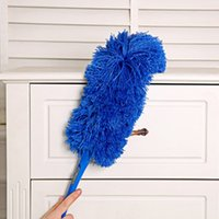 Wholesale New Cleaning Dust Duster Brush Ultrafine Fiber Household Cleaning Car Dust Duster Feather Brush Cleaning Dust JK671816